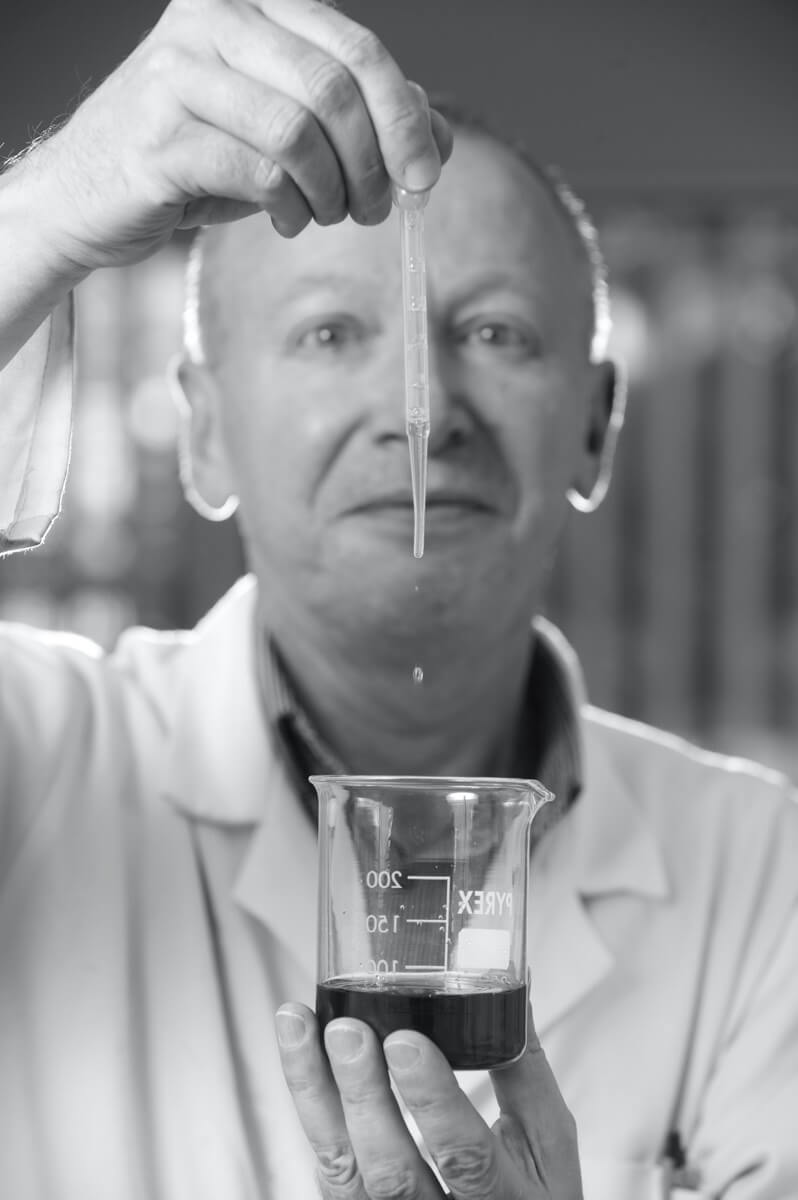 Scientist - Rob McDougall Professional Photographer and Film Maker Edinburgh
