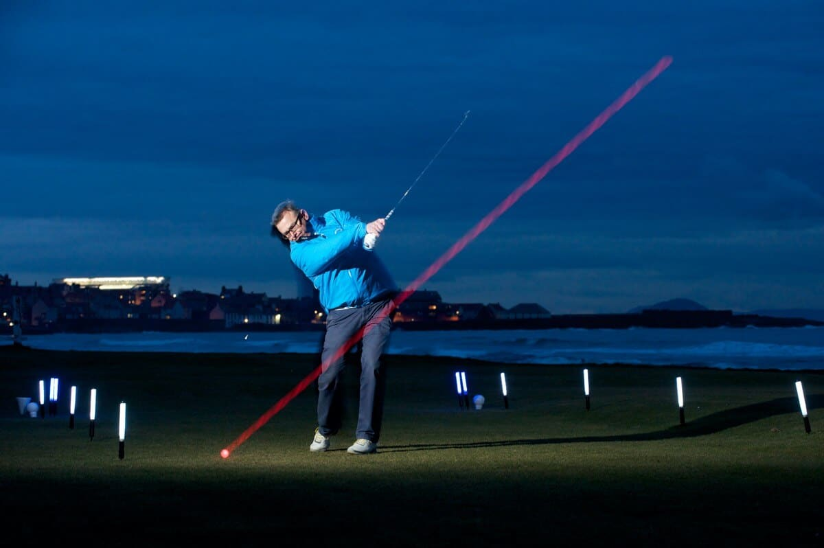 Night Golf - Dunbar Golf Club Client: East Lothian Council Rob McDougall Professional Photographer and Film Maker Edinburgh