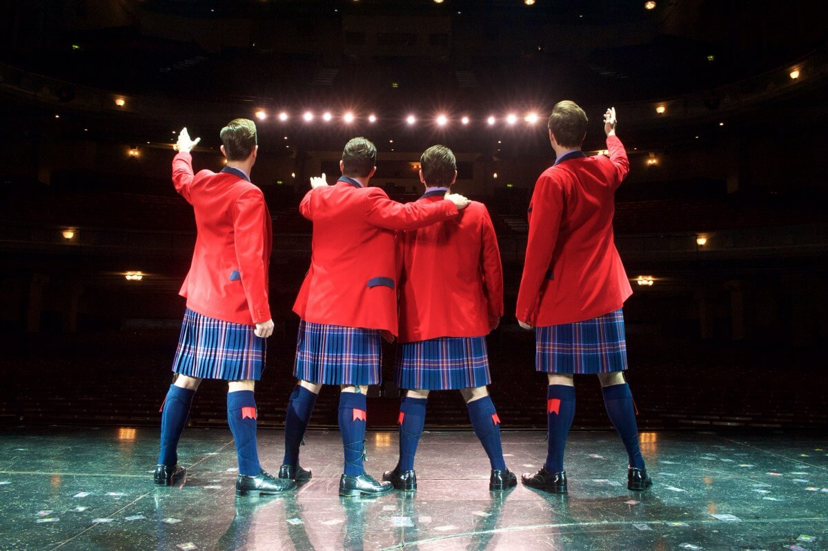 The Jersey Boys Edinburgh Playhouse - Rob McDougall Professional Photographer and Film Maker Edinburgh