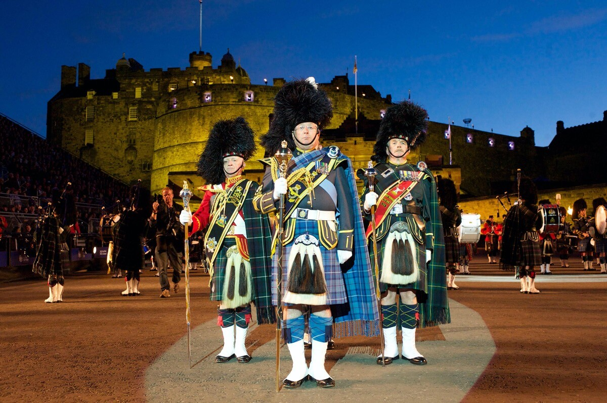 Royal Edinburgh Military Tattoo, Edinburgh Castle Client: REMT Rob McDougall Professional Photographer and Film Maker Edinburgh