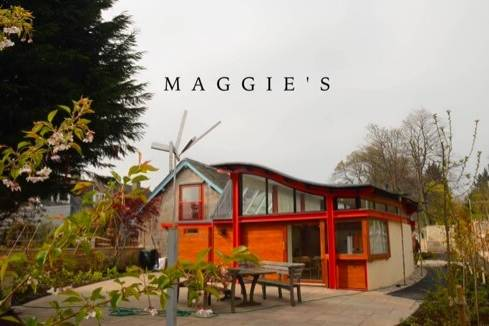 Maggie's Centre Edinburgh featured image - Rob McDougall Professional Photographer and Film Maker Edinburgh