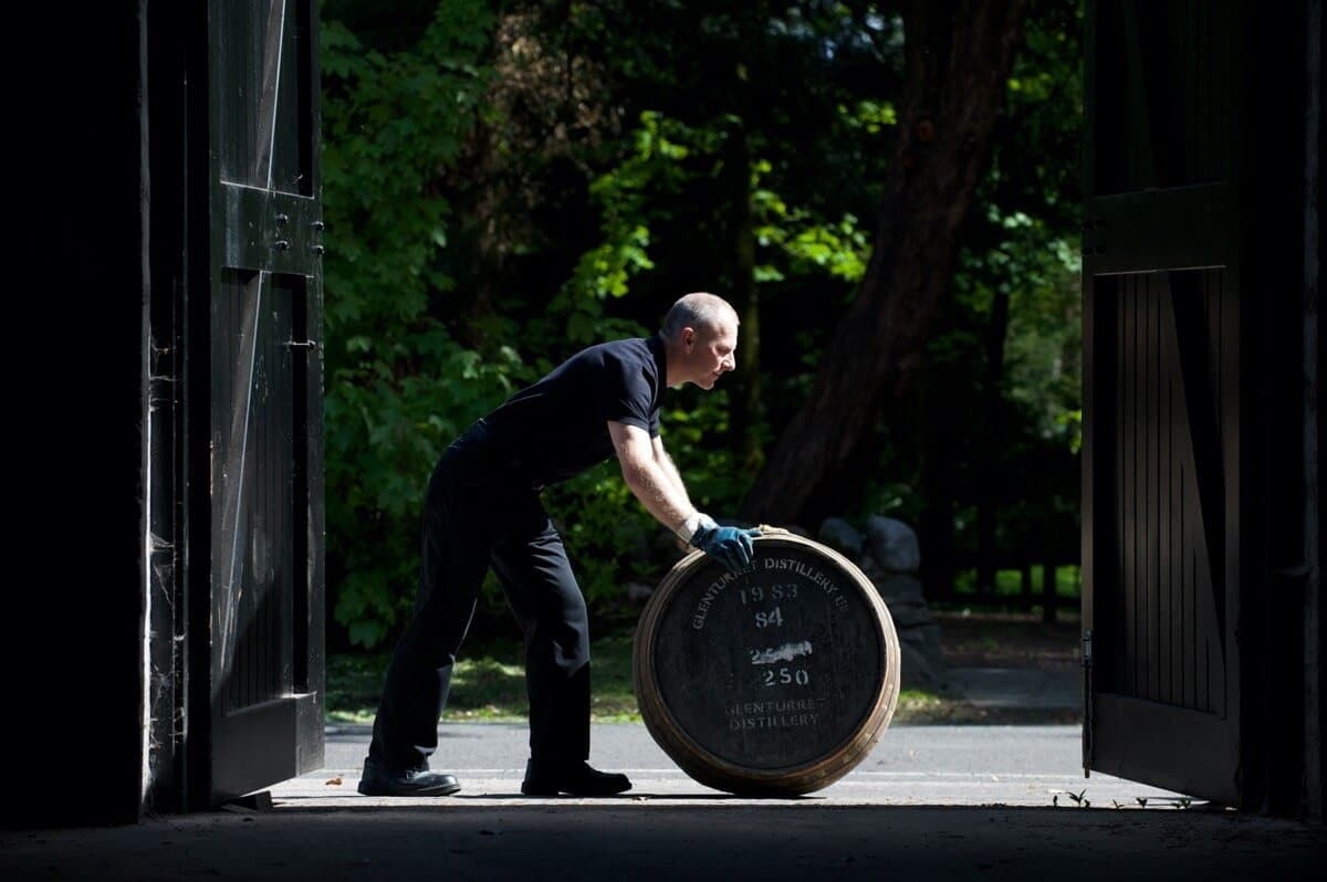 The Glenturret Distillery Client: The Glenturret Rob McDougall Professional Photographer and Film Maker Edinburgh