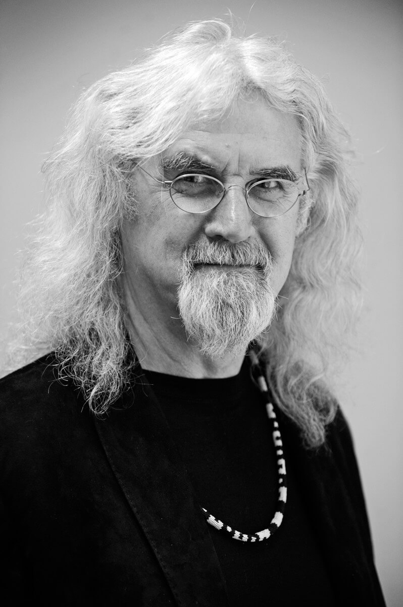 Billy Connolly in Edinburgh Client: Scotland's People Rob McDougall Professional Photographer and Film Maker Edinburgh