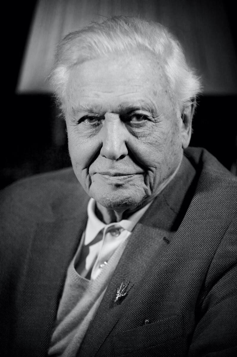 David Attenborough - Rob McDougall Professional Photographer and Film Maker Edinburgh
