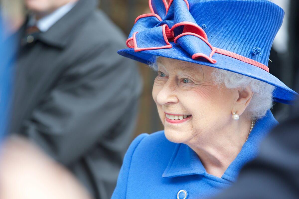 HRH The Queen - Rob McDougall Professional Photographer and Film Maker Edinburgh