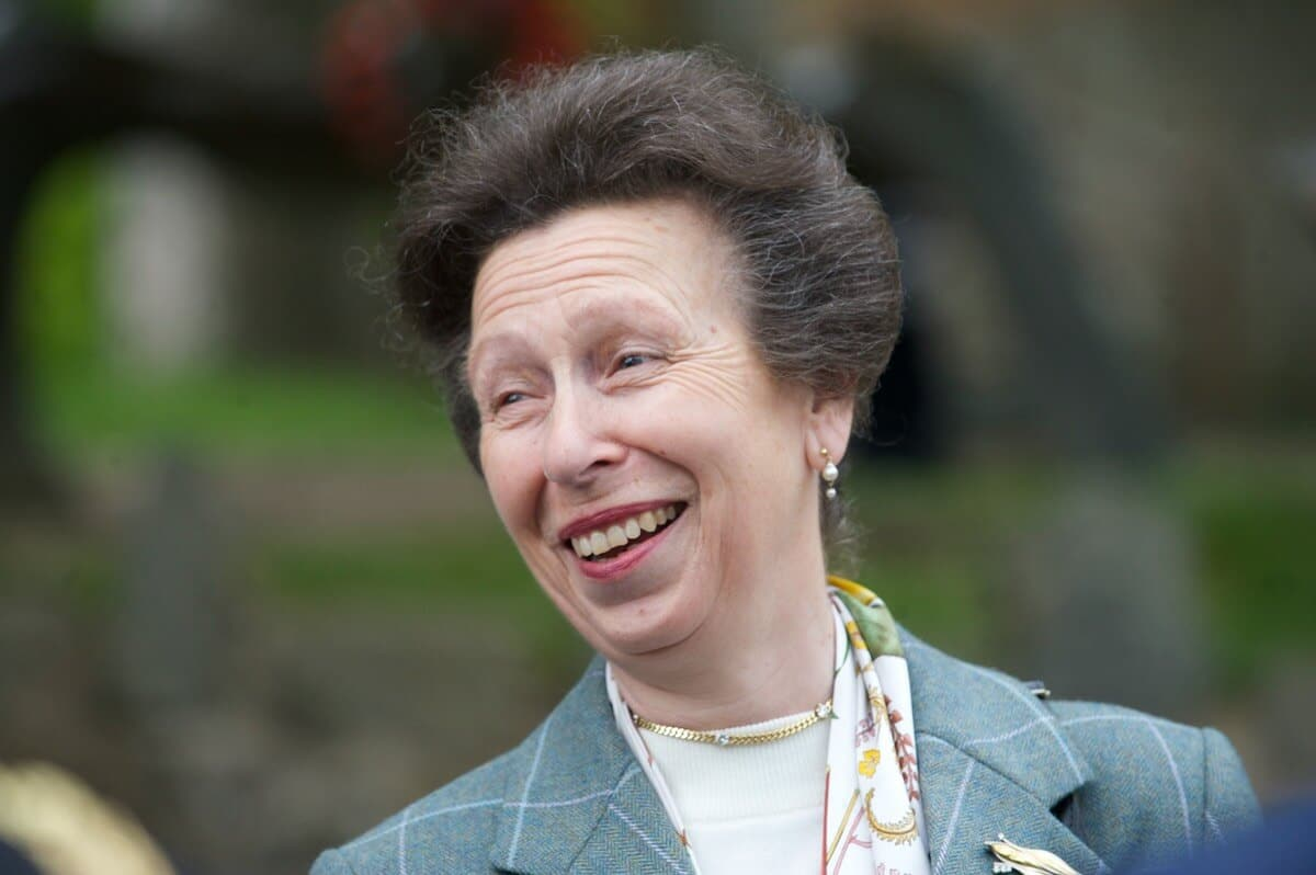 Princess Anne - Rob McDougall Professional Photographer and Film Maker Edinburgh
