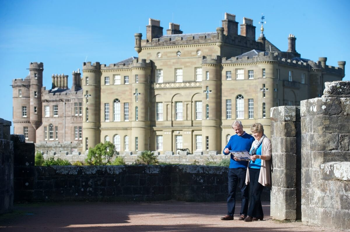 Culzean Castle Client: National Trust for Scotland Rob McDougall Professional Photographer and Film Maker Edinburgh