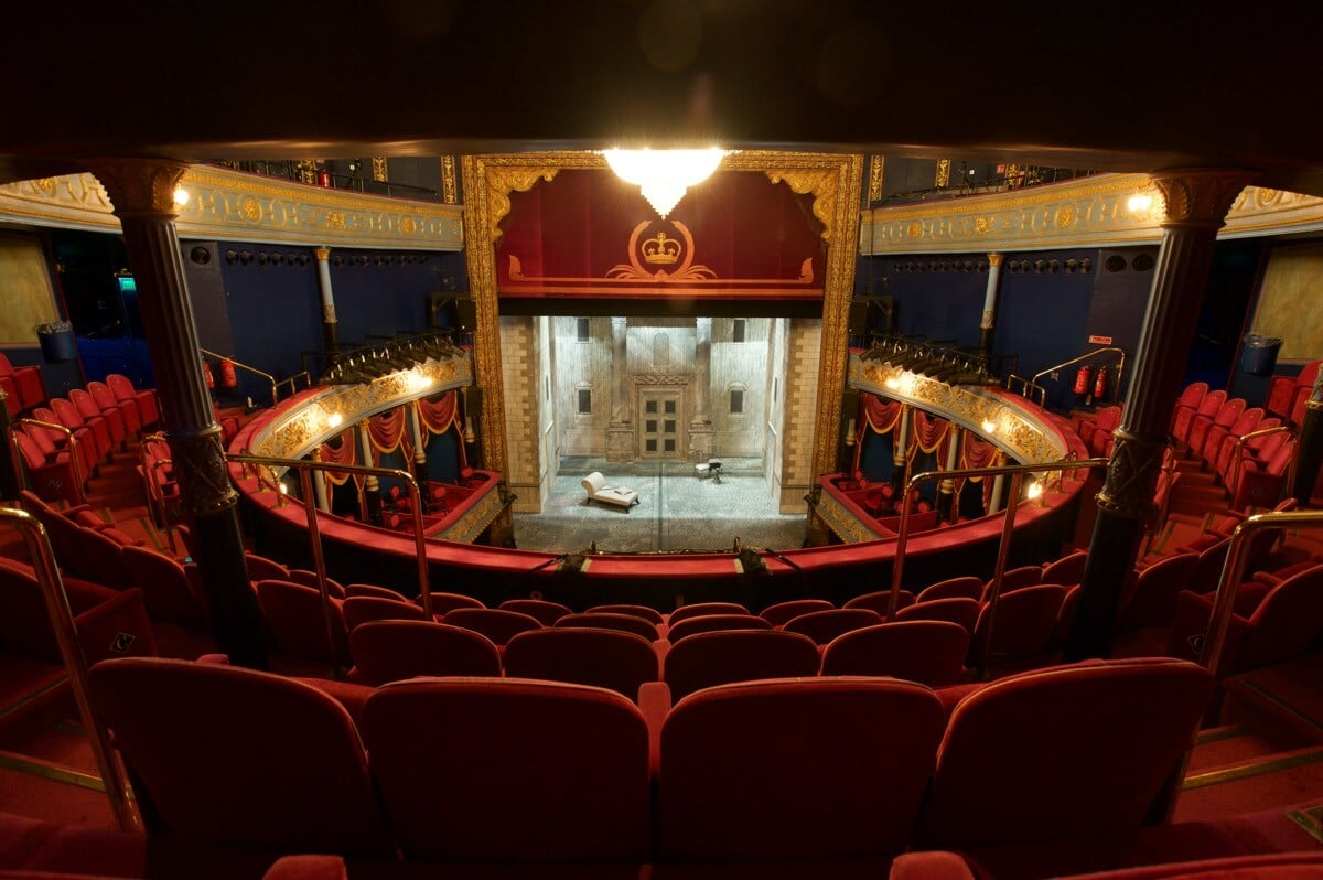 Royal Lyceum Theatre Edinburgh Client: Personal Project Rob McDougall Professional Photographer and Film Maker Edinburgh