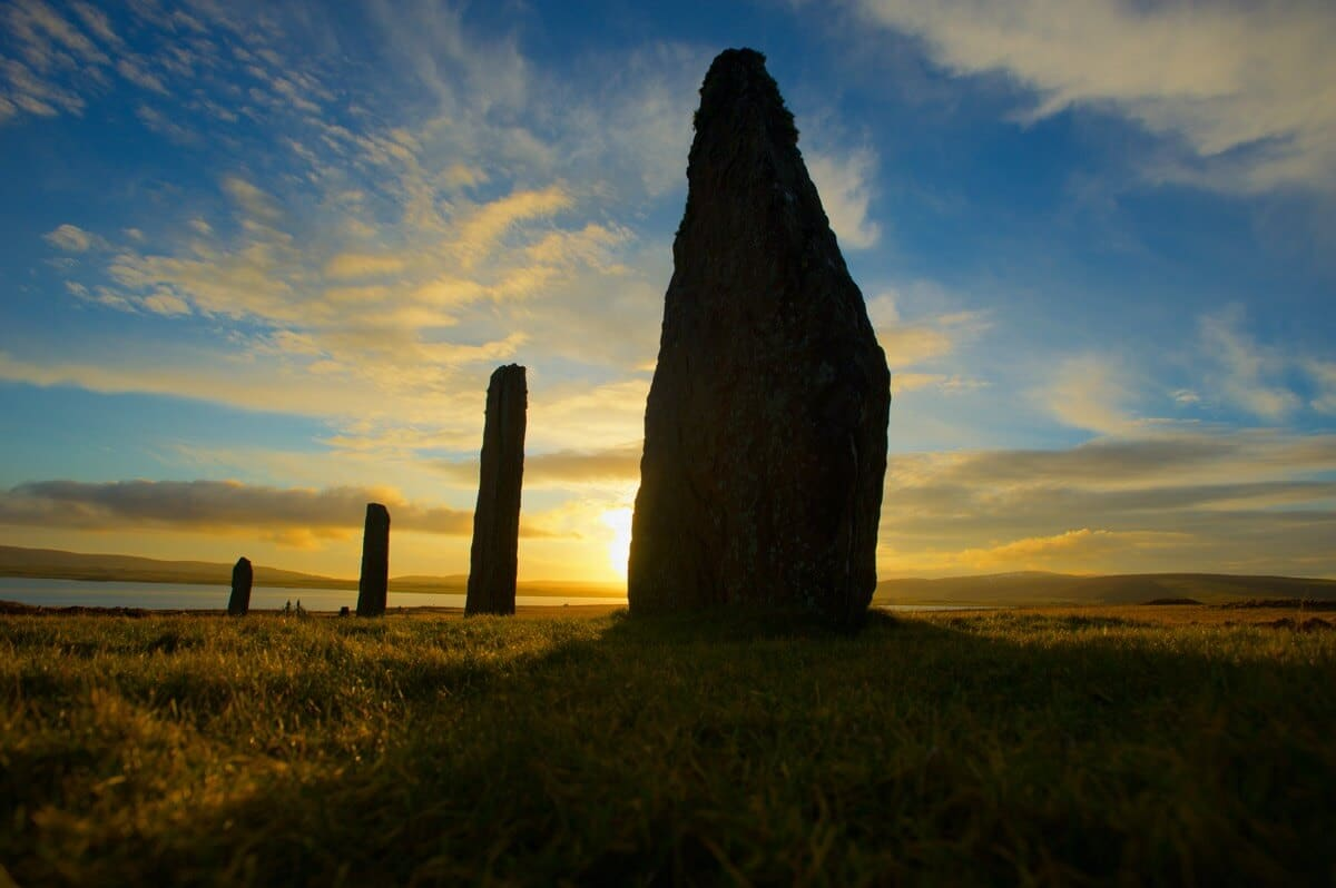Ring of Brodgar, Orkney Client: Historic Environment Scotland Rob McDougall Professional Photographer and Film Maker Edinburgh