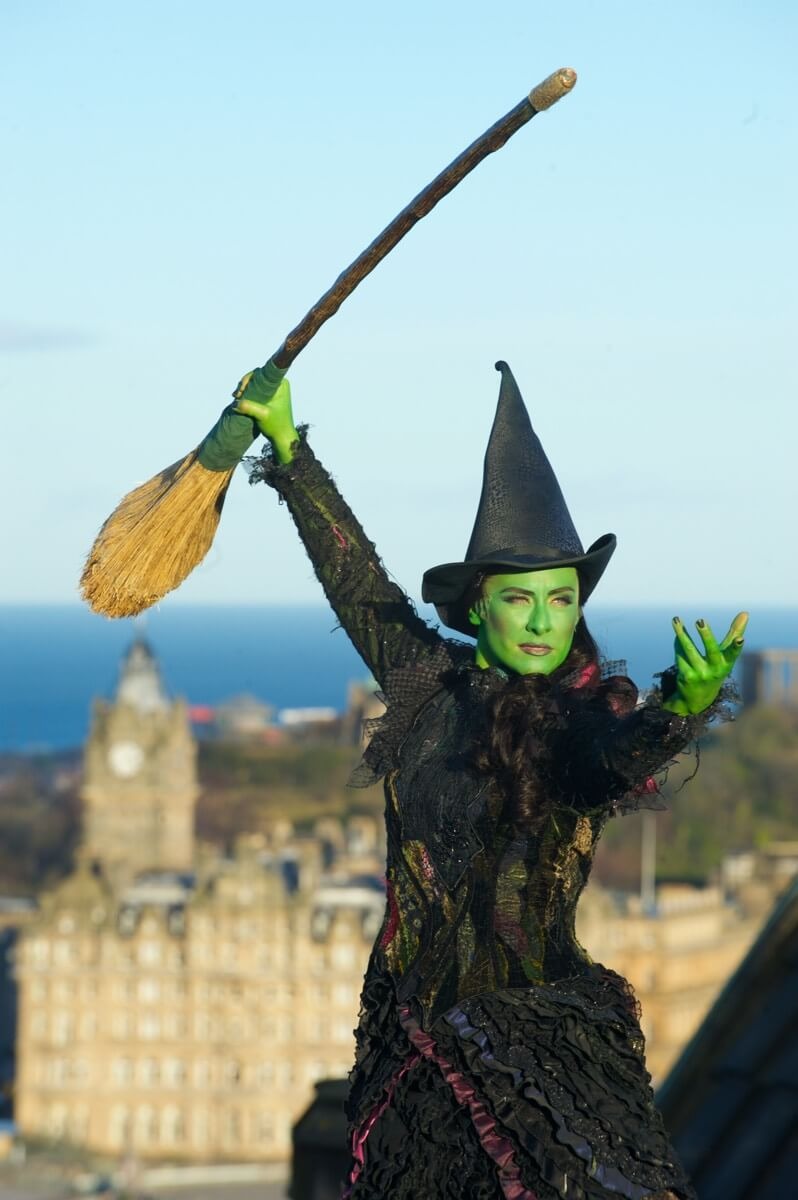 Wicked Production Edinburgh - Rob McDougall Professional Photographer and Film Maker Edinburgh